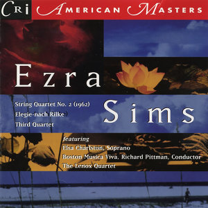 Ezra Sims: Chamber Works