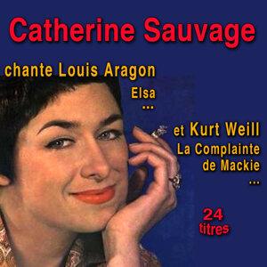 Chansons d'Aragon et de Kurt Weill