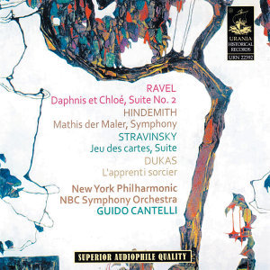 Cantelli Conducts Ravel - Hindemith - Stravisnky - Dukas