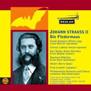 Strauss II: Die Fledermaus