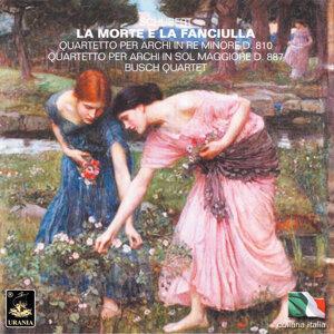 Schubert: Der Tod Und Das Mädchen, D.810 - String Quartet, D. 887