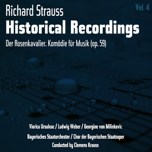 Richard Strauss: Historical Recordings, Volume 4