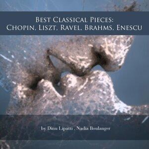 Best Classical Pieces: Chopin, Liszt, Ravel, Brahms, Enescu