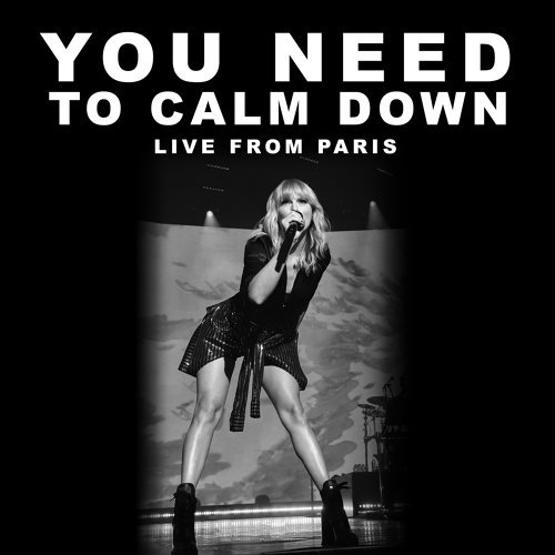 You Need To Calm Down - Live From Paris