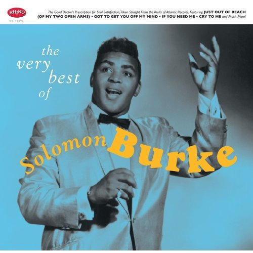 Just Out of Reach (Of My Two Empty Arms)-Solomon Burke-KKBOX