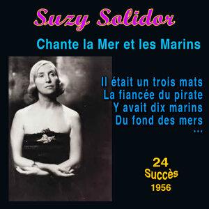 Suzy Solidor chante la mer et les marins