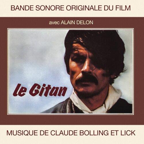 Le gitan - Bande originale du film avec Alain Delon