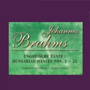 Johannes Brahms - Hungarian Dances Nos. 1 - 21