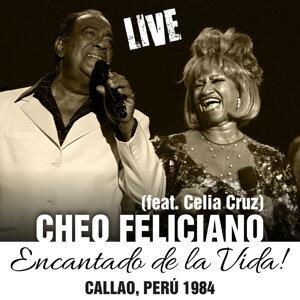 Encantado de la Vida -  Callao, Perú 1984 - Single
