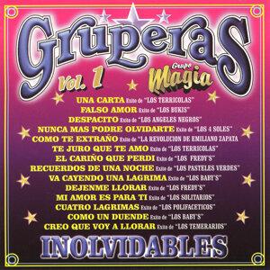 Gruperas Inolvidables, Vol. 1 - Grupo Magia