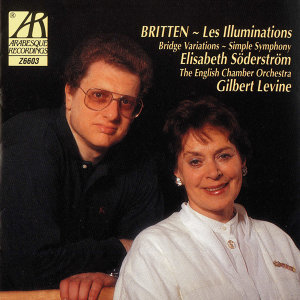 Britten: Les Illuminations, Variations on a Theme of Frank Bridge, Simple Symphony