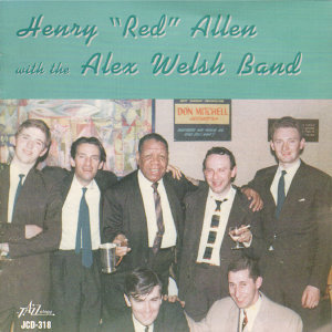 "Henry ""Red"" Allen with the Alex Welsh Band"