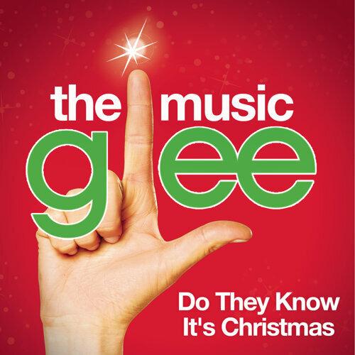 Do They Know Its Christmas Lyrics.Do They Know It S Christmas Glee Cast Version Lyrics Glee