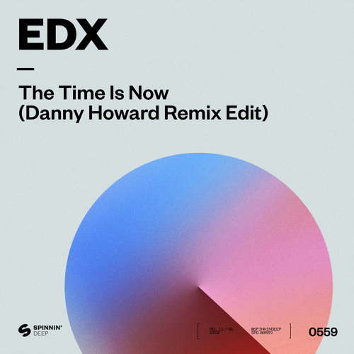 The Time Is Now - Danny Howard Remix Edit