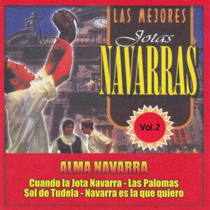 Las Mejores Jotas Navarras, Vol. 2