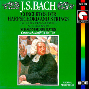 Bach: Concertos for Harpsichord & Strings