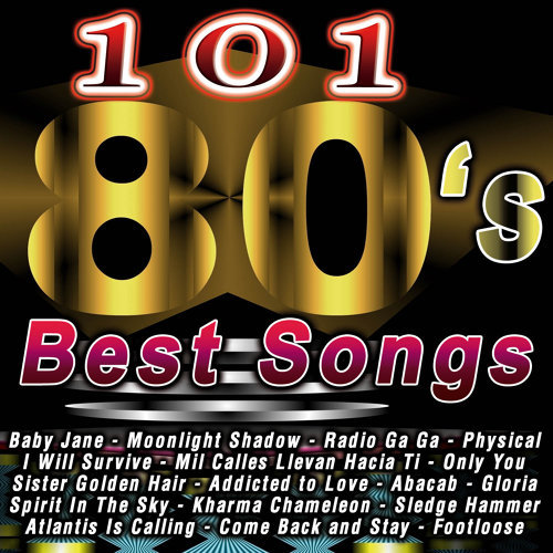 101 80's Best Songs