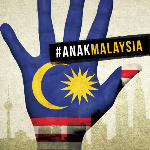 #AnakMalaysia