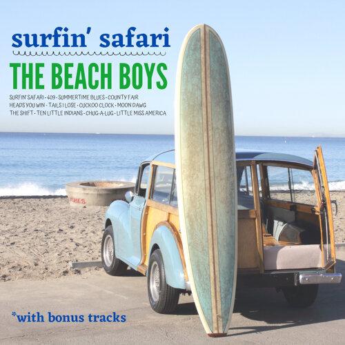 Surfin' Safari - with Bonus Track