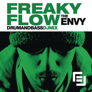 The Envy (Continuous DJ Mix by Freaky Flow)