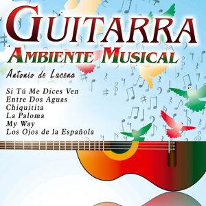 Guitarra Instrumental Española. Ambiente Musical