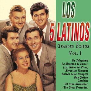 Los 5 Latinos - Grandes Éxitos Vol. 1