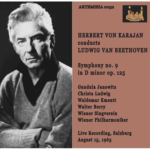 HERBERT VON KARAJAN conducts LUDWIG VAN BEETHOVEN
