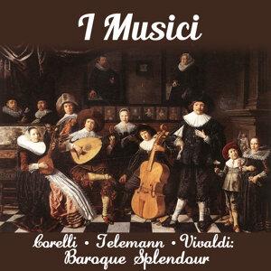 Corelli - Telemann - Vivaldi: Baroque Splendour