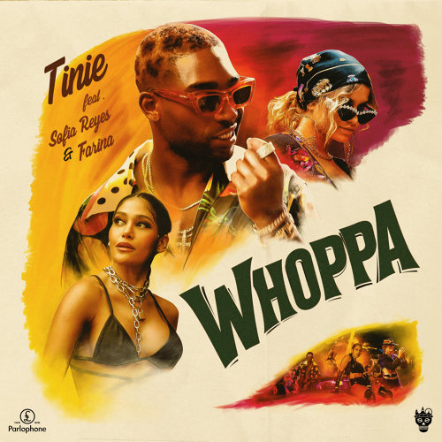 Whoppa (feat. Sofia Reyes and Farina)