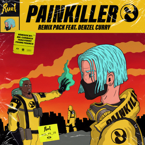 Painkiller (Remix Pack)
