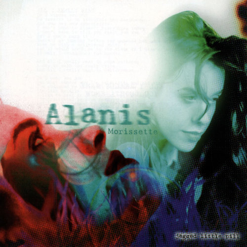 Jagged Little Pill - 25th Anniversary Deluxe Edition
