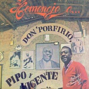 Homenaje a... Don' Porfirio, Pipo y Vicente