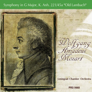 "Mozart: Symphony in G Major, K. Anh. 221/45a ""Old Lambach"""