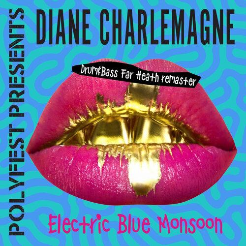 Electric Blue Monsoon