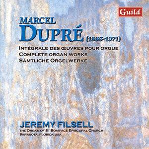 Dupré: Variations, Élévations, Scherzo, Sept Pièces