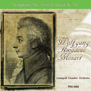 Mozart: Symphony No. 10 in G Major, K. 74