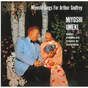 Miyoshi Sings For Arthur Godfrey