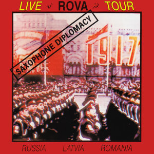 Saxophone Diplomacy (Live)
