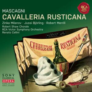 Mascagni: Cavalleria Rusticana (Remastered)