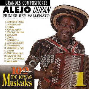 Grandes Compositores - Alejo Durán