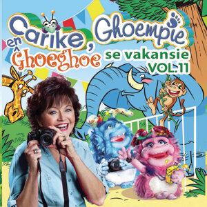 Carike, Ghoempie en Ghoeghoe se Vakansie, Vol. 11