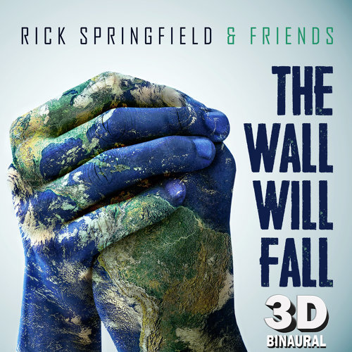 The Wall Will Fall (3D Binaural)
