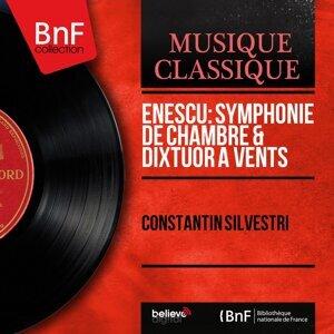 Enescu: Symphonie de chambre & Dixtuor à vents - Mono Version