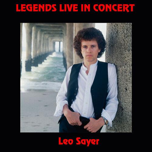 Legends Live in Concert - Live in Denver, CO, 1976