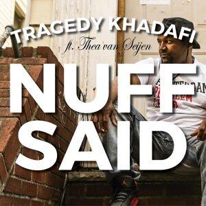 Nuff Said (feat. Thea Van Seijen)