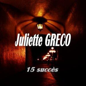 Juliette Gréco - 15 succès