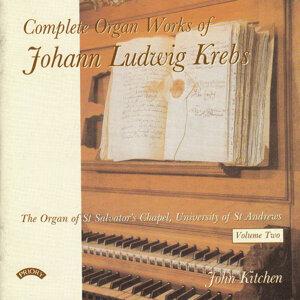 Complete Organ Works of Johann Krebs - Vol 2 - The Organ of St. Salvator's Chapel, University of St. Andrews