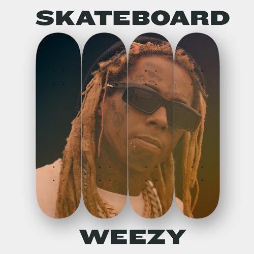 Skateboard Weezy