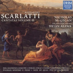 Scarlatti: Cantatas Vol. III