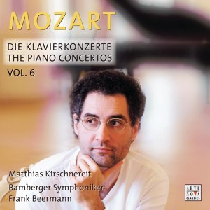 Mozart: Piano Concertos Vol. 6
